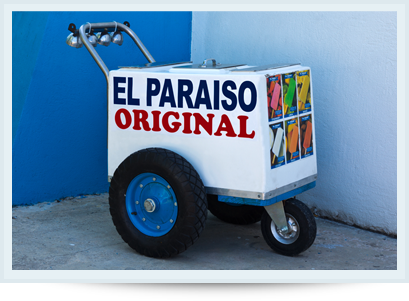 El Paraiso Ice Cream Contact Us